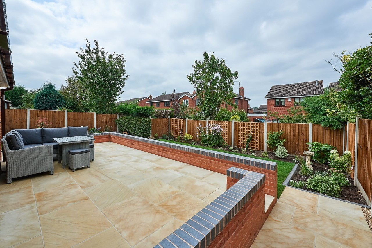 Plastic Decking Prices >> Ethan Mason Paving | Landscaping | Thorncliffe Building ...