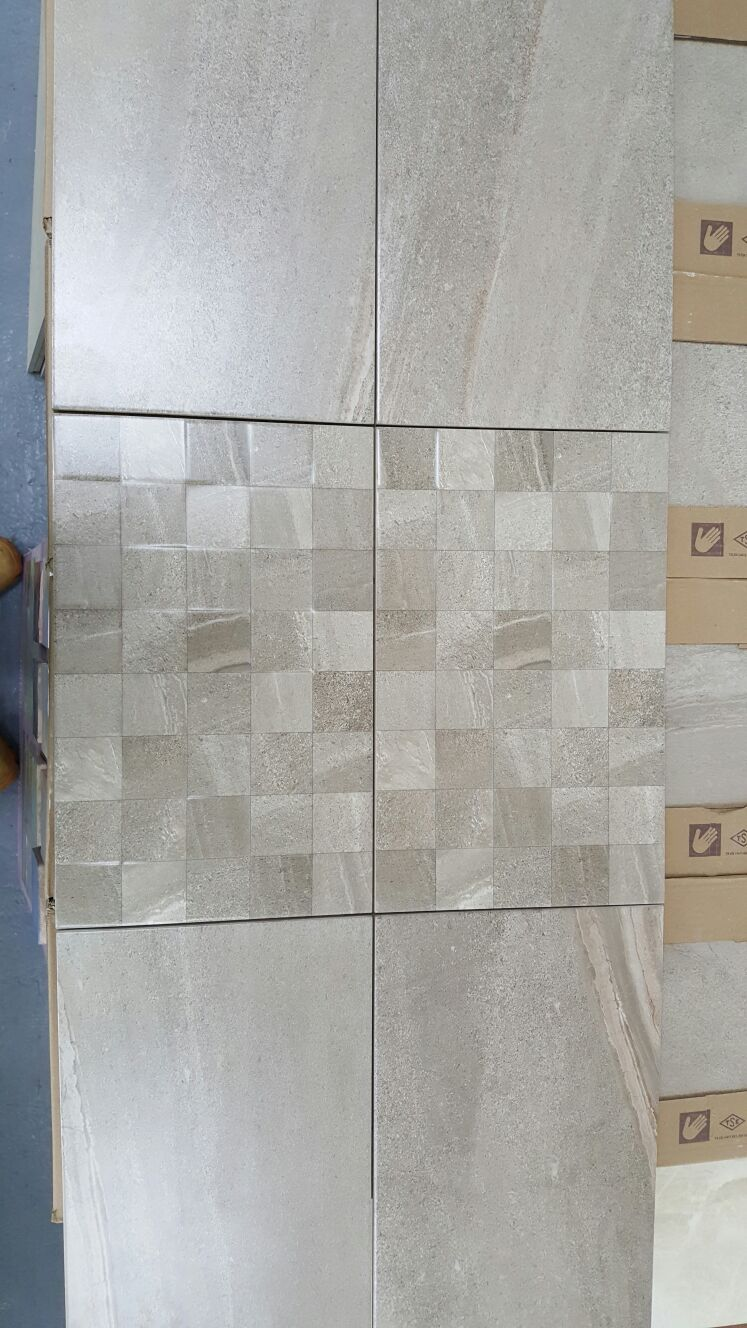 White Decorative Wall Tile