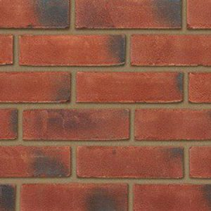 Ibstock Leicester Weathered Red